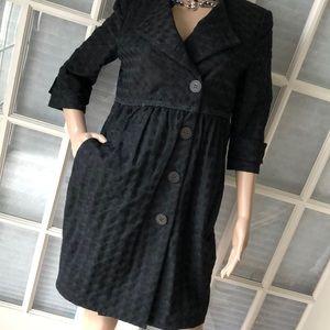 Stella McCartney authentic black coat dress
